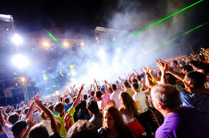 фестиваль электронной музыки